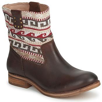 Chaussures Femme Boots Koah DALIA Marron