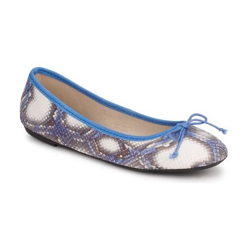 Chaussures Femme Ballerines / babies Koah GAME Bleu