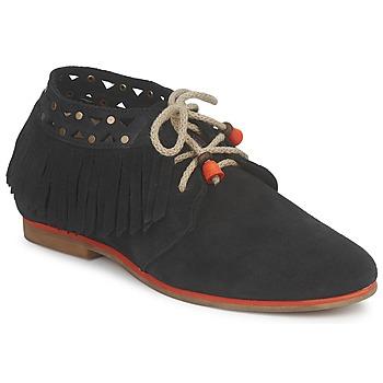 Koah YASMINE Noir - Livraison Gratuite avec  - Chaussures Boot Femme
