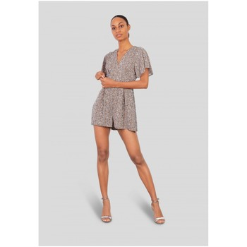 Vêtements Femme Robes courtes Kebello Robe courte Taille : F Beige S Beige