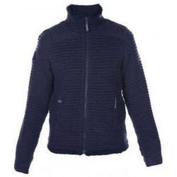Vêtements Enfant Blousons Deeluxe Veste Trady  bleu marine junior BLEU NAVY