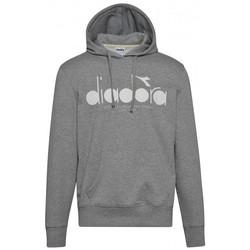 Vêtements Homme Sweats Diadora Sweat homme  502.173623 gris Gris