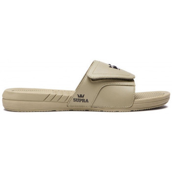 Chaussures Homme Claquettes Supra Tong homme 08040-353 Kaki KAKI