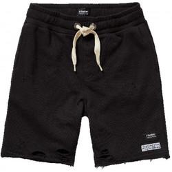 Vêtements Enfant Maillots / Shorts de bain Vingino Short junior molleton Rogere noir Noir