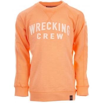 Vêtements Enfant Sweats Petrol Industries Sweat junior orange SWR335 Orange
