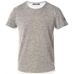 Vêtements Enfant T-shirts & Polos Deeluxe Tee shirt junior MOHAN gris Gris