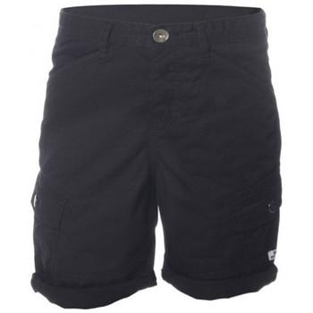 Vêtements Enfant Shorts / Bermudas Deeluxe Short junior cargo trillson bleu marine Bleu