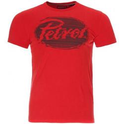 Vêtements Enfant T-shirts & Polos Petrol Industries Tee-shirt junior  rouge B-3090-TSR601 Rouge