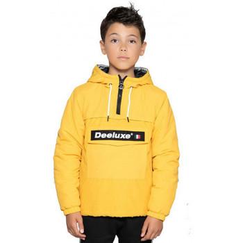 Vêtements Enfant Blousons Deeluxe Veste en-filable junior jaune Jaune