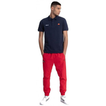 Vêtements Polos manches courtes Ellesse Polo homme  MONTURA SHS04475 bleu Bleu