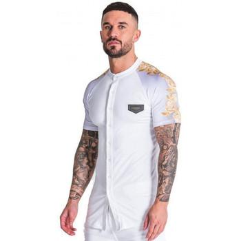 Vêtements Homme Chemises manches courtes Gianni Kavanagh Chemise homme blanche  GKG001524 Blanc
