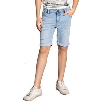 Vêtements Enfant Maillots / Shorts de bain Deeluxe Short en jean junior Brat bleu clair S20PJG85B BLEU CIEL