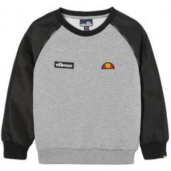 Vêtements Enfant Sweats Ellesse Sweat  junior ZAPHA GRIS  S3G09706 Gris
