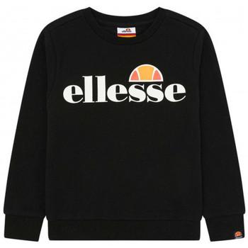 Vêtements Enfant Sweats Ellesse Sweat junior  noir SUPRIOS S3E08575 Noir