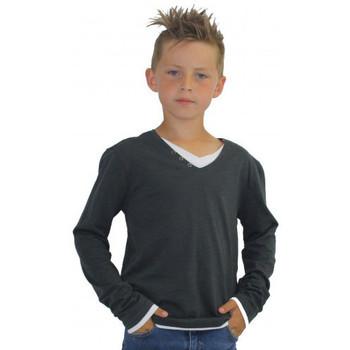 Vêtements Enfant T-shirts & Polos Deeluxe Tee shirt Junior LEGEND Gris