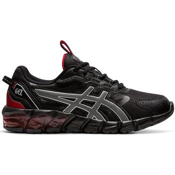 Chaussures Garçon Baskets basses Asics Gel Quantum 90 GS noir