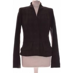 Vêtements Femme Vestes / Blazers Sinequanone Blazer  38 - T2 - M Noir