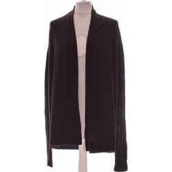 Vêtements Femme Gilets / Cardigans Monoprix Gilet Femme  36 - T1 - S Noir