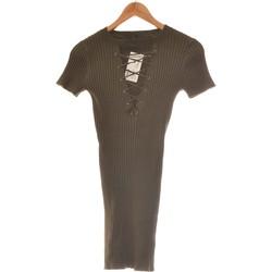 Vêtements Femme Robes courtes Forever 21 Robe Courte  38 - T2 - M Vert