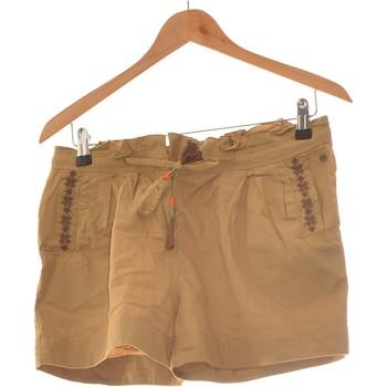 Vêtements Femme Shorts / Bermudas Bonobo Short  36 - T1 - S Vert