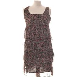 Vêtements Femme Robes courtes Grain De Malice Robe Courte  38 - T2 - M Rose