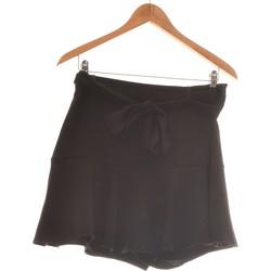 Vêtements Femme Shorts / Bermudas Zara Short  40 - T3 - L Noir