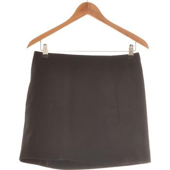 Vêtements Femme Jupes Zara Jupe Courte  38 - T2 - M Noir