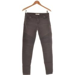Vêtements Femme Jeans slim Cache Cache Jean Slim Femme  36 - T1 - S Gris