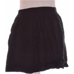 Vêtements Femme Jupes Promod Jupe Courte  38 - T2 - M Noir