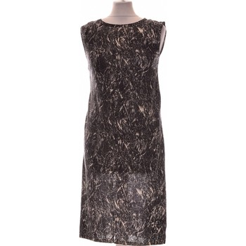 Vêtements Femme Robes longues Cos Robe Mi-longue  36 - T1 - S Noir