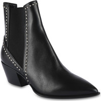 Chaussures Femme Bottines Barbara Bui P5146 VNP 10 nero