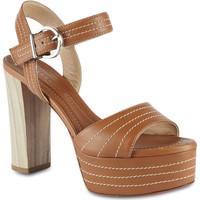 Chaussures Femme Sandales et Nu-pieds Barbara Bui N5341 MMN18 marrone