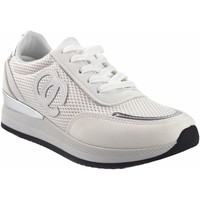 Chaussures Femme Baskets basses Bienve Chaussure femme  abx028 blanc Blanc