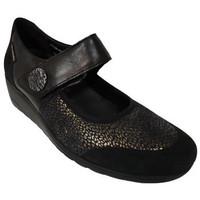Chaussures Femme Ballerines / babies Mobils BATHILDA BLACK