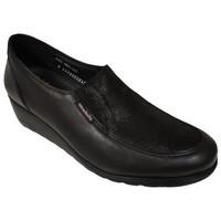 Chaussures Femme Mocassins Mobils BERTRANE BLACK