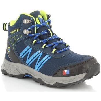 Chaussures Enfant Randonnée Kimberfeel Vinson Chaussures de randonnée Junior - Bleu Bleu