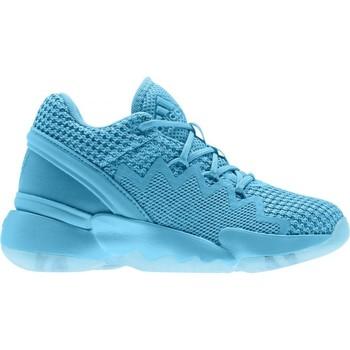 Chaussures Enfant Basketball adidas Originals D.O.N. Issue 2 C Bleu