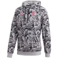 Vêtements Homme Sweats adidas Originals Captsuba Hoodie Noir