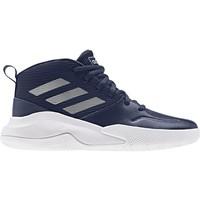 Chaussures Enfant Basketball adidas Originals Ownthegame K Wide Bleu