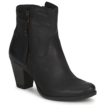 Bottines / Boots Dream in Green HAYDAR Noir 350x350
