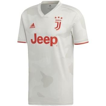 Vêtements Homme T-shirts manches courtes adidas Originals Juve A Jsy Blanc