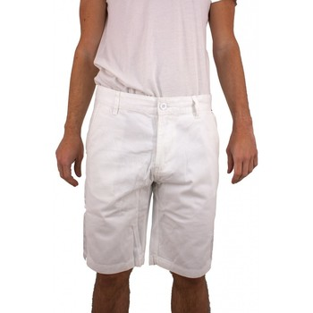 Vêtements Homme Shorts / Bermudas Torrente Giuliano Blanc