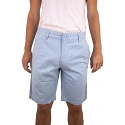 Vêtements Homme Shorts / Bermudas Torrente Giuliano Bleu Ciel
