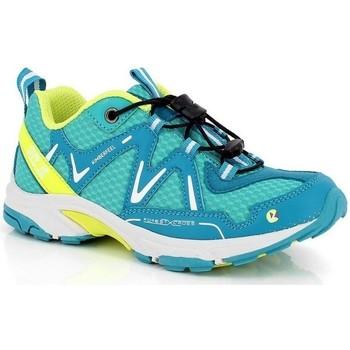 Chaussures Enfant Randonnée Kimberfeel Rimo Chaussures de randonnée Junior - Bleu turquoise BLEU TURQUOISE