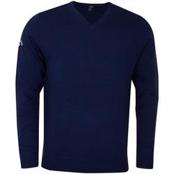 Vêtements Homme Sweats Callaway CW076 Bleu marine