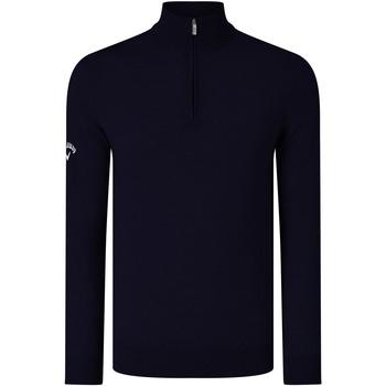 Vêtements Homme Sweats Callaway CW075 Bleu marine