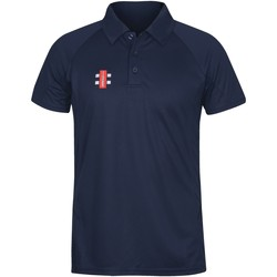 Vêtements Homme Polos manches courtes Gray-Nicolls GN006 Bleu marine