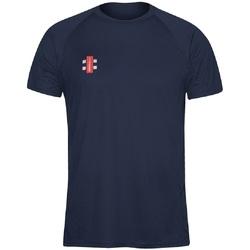 Vêtements Homme T-shirts manches courtes Gray-Nicolls GN005 Bleu marine