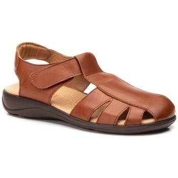 Chaussures Homme Sandales et Nu-pieds Cbp - Conbuenpie  Marron