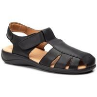 Chaussures Homme Sandales et Nu-pieds Cbp - Conbuenpie  Noir